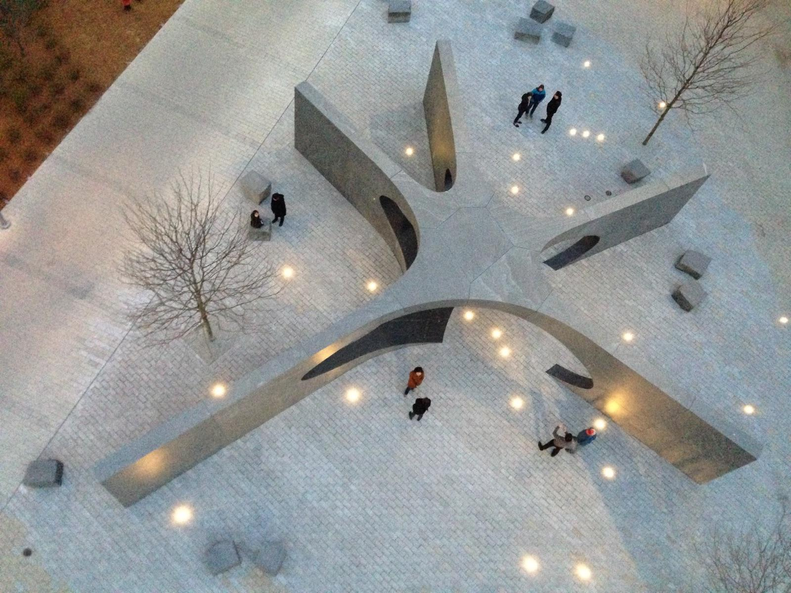 Collier Strong: MIT's Sean Collier Memorial sets structural