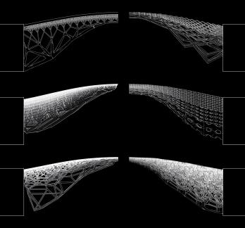 9 Sketches Bridge black