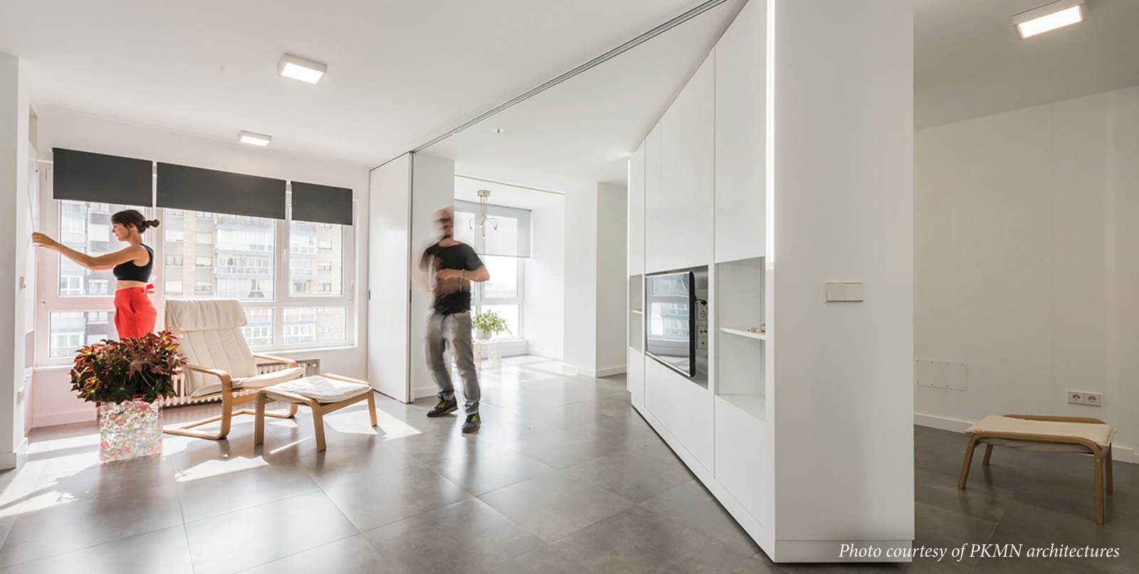 Transformable Apartments Maximize Limited Space