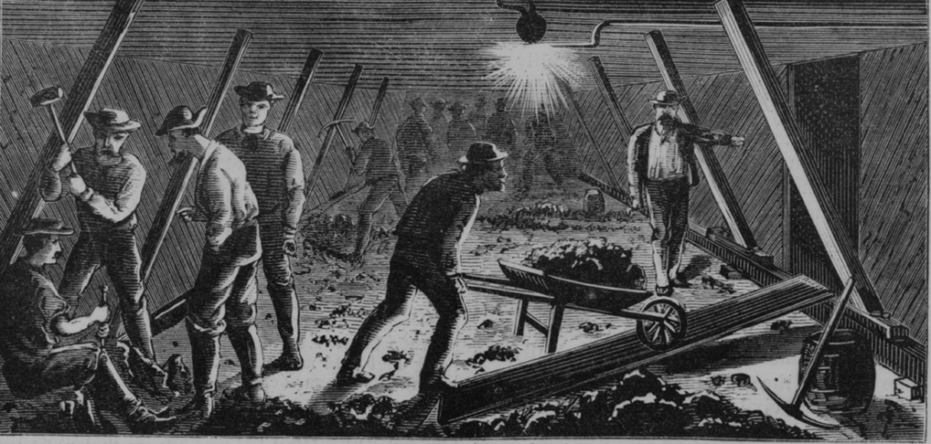 digging II LOC